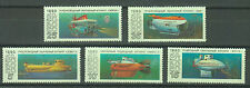 Russia Stamps 1990 Submarines complete set MNH