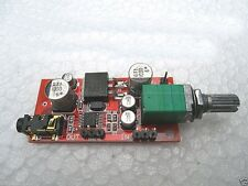 MAX4410 micro headphone amplifier board 1.8v-5v for Pre-amplifier NE5532
