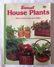 House Plants by Sunset Publishing Staff (1983, Paperback)
