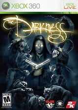 XBOX 360 The Darkness Video Game Multiplayer Online Horror Action Full 1080p HD