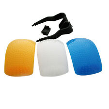 3 Color Pop Up Flash Diffuser for Canon 1200D 1100D 1000D 700D 600D 70D 7D 5D