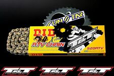yfz450r chain sprocket kit N-STOCK did x ring sprockets yfz 450 r yfz450x