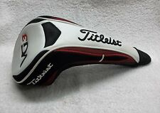 TITLEIST JAPAN VG3 DRIVER Headcover Golf VG 3 Head Cover 460cc Used NICE!