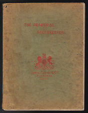 Reginald Beale - The Practical Greenkeeper, and Carter's Seed Catalogue, 1908