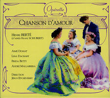 CHANSON D'AMOUR - DONIAT DACHARY / DIGIPACK 2 CDs