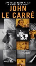 A Most Wanted Man by John Le Carré (2014, Paperback, Movie Tie-In), spy, Terror