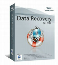 Wondershare Data Recovery MAC 3.6 dt.Vollversion ESD Download 55,-statt 89,99