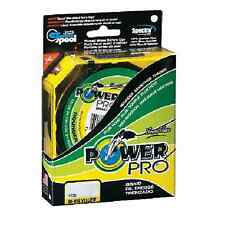 NEW POWER PRO SPECTRA BRAID HI-VIS YELLOW 30LB 150YDS