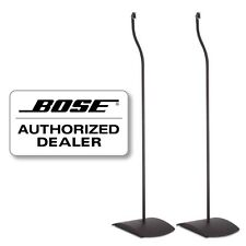 BOSE UFS-20 Floor Stands in Black