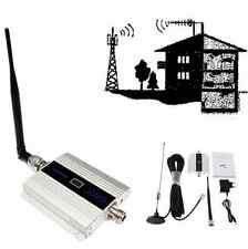 GSM 900Mhz Mobile Phone Signal Booster Repeater gain Amplifier RF Repeater