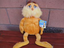 DR SEUSS KOHLS CARES Plush LORAX New with Tags 15""