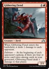 4 x Gibbering Fiend - Shadows over Innistrad - Uncommon - Near Mint