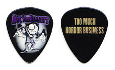 Metallica Kirk Hammett Too Much Horror Business Guitar Pick - 2013