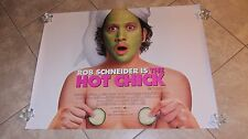 THE HOT CHICK movie poster ROB SCHNEIDER poster