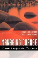 Managing Change Across Corporate Cultures, Peter Prud'homme, Fons Trompenaars, V