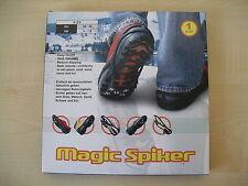 Magic Spiker Schuhkralle / Größe 36 – 42 / Schneeketten für Schuhe / Winter Eis