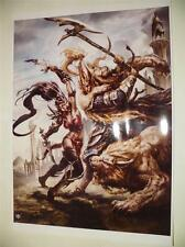Warhammer ~ A3 Size Poster / Print ~ NEW