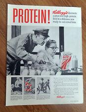 1958 Kellogg's Special K Cereal Ad  Milkman