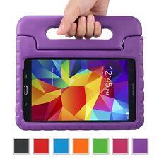 Child Kids Safe Shockproof Rubber Handle Protector Case Cover For Samsung Tablet