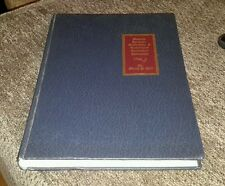 Old Book The Secret Teachings of All Ages by Manly P. Hall 1971 GC