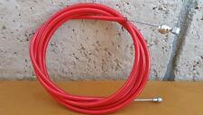 RED Cable & Housing BRAKE CABLE Casing Bicycle Universal BIKE Mountain Road BMX