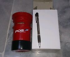 NEW POS MALAYSIA POST BOX COIN BANK, limited edition not for sale at pos office