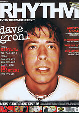 DAVE GROHL / LUIS CONTE / JR ROBINSON / JOJO MAYER Rhythm     August 2001
