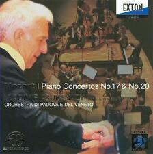 Piano Concertos 17 & 20 2009 by Mozart, W.A. Ex-library