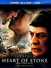 NEW  BLU-RAY/DVD COMBO // Seraphin: Un Homme Et Son Peche - Heart Of Stone