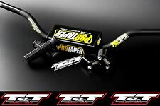 trx450r handlebars & clamps honda trx 450r fat bar with clamp mid bend