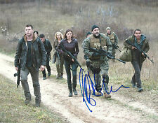 JEFFREY DEAN MORGAN 'RED DAWN' TANNER SIGNED 8X10 PICTURE *COA 6