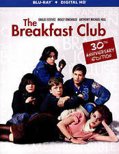 THE BREAKFAST CLUB (NEW BLU-RAY)
