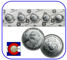 2015 Republic of Congo Prooflike Silverback Gorilla -- complete 5 coin mint pack