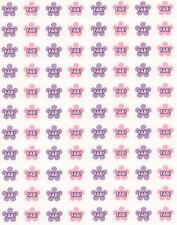 88 Fab Flower Reward Stickers (Teacher Sticker Sheet)