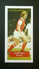 ENGLAND - ARSENAL - ALAN BALL - Score UK football trade card