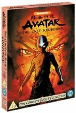 AVATAR - The Last Airbender - The Complete Book 3 collection: DVD Free Shipping