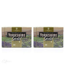 Taylors of Harrogate Yorkshire Gold Tea 160 Tea Bags 500g x2