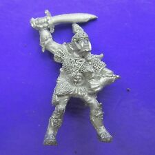 C21 Dark Elf fría Rider citadel GW Games Workshop Elfos orribul espada