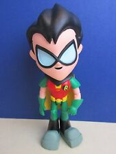 """teen titans go  ROBIN ACTION FIGURE batman DC SUPER HEROES 8"""" D20"""