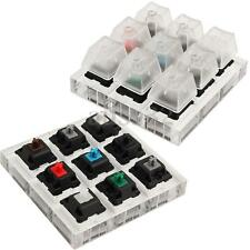 9 Mechanical Keyboards Switch Tester Kit Keycaps Sampler Switches For Cherry MX