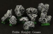 Ristul's Basing Kit Forest Carved in Stone Pack MINT