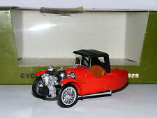 Brumm r4 1929 Darmont/Morgan Cyclecar Red 1/43