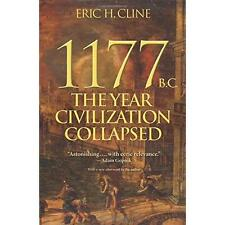 FREE 2 DAY SHIPPING: 1177 B.C.: The Year Civilization Collapsed (Turning Points