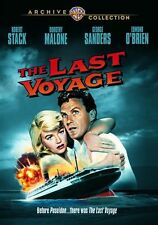 THE LAST VOYAGE (1960 Robert Stack) Region Free DVD - Sealed