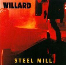 Willard - Steel Mill CD Roadrunner Records Seattle Rock Alternative Music