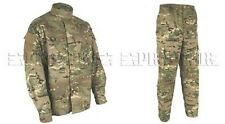 US Army Multicam OCP ACU Combat Battle Rip Tarnanzug Hose Jacke coat pants ML