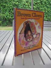 BROWN CLOWN HOW DO YOU GET AROUND? BY CARLISS MCGHEE 1999 SIGNED BY ILLUSTRATOR