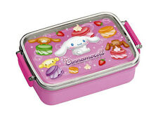 Microwavable Bento Box Cinnamoroll 450ml Tight Lunch Box Container Made in Japan