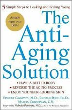 The Anti-Aging Solution: 5 Simple Steps to Looking and Feeling Young, Zimmerman,