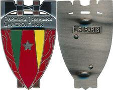 CAMEROUN, SAPEURS POMPIERS, LR PARIS, (1117)